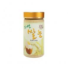 자연쌀눈분말 병 (200g)