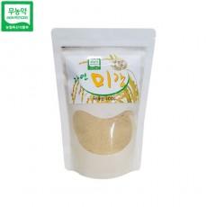 무농약 자연미강분말 팩 (300g)