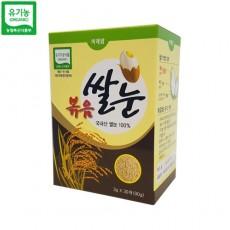 유기농 볶음쌀눈 스틱 (3g*30개)