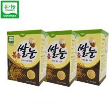 유기농 볶음쌀눈 스틱 (3g*30개) * 3box