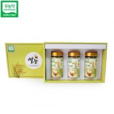 무농약 선물세트 (자연쌀눈/자연쌀눈분말)